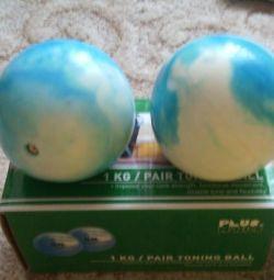 Ball weighting agent 500 gr.
