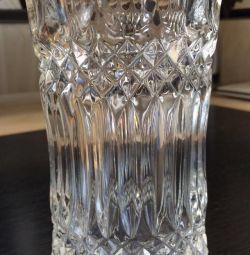 Vas de cristal