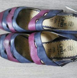 Босаножки, туфли Caprice