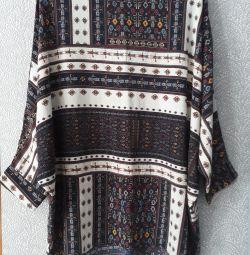 Boho μπλούζα 56-62
