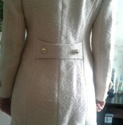 Coat Stylish gently pink