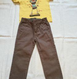 Tricou pantaloni 92 +