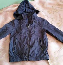 Rüzgarlık ceket