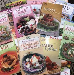 Набір з кулінарії з 22 книг