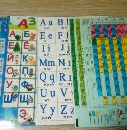 Навчальні таблиці
