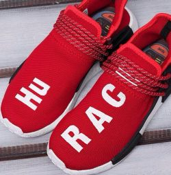 Adidas NMD x Pharrell (sizes 40-45)