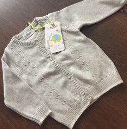 Το πουλόβερ της νέας κοπέλας