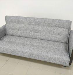Canapea | nou | gri
