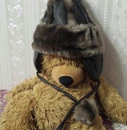 Palarie de iarna pentru copii