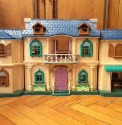 casa de păpuși