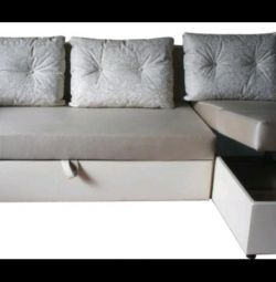 New Corner sofa Madrid Porto