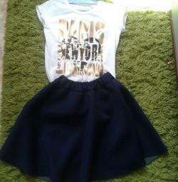 T-shirt for the girl p. 134