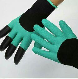 Γάντια για το δόσιμο
