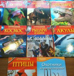Enciclopedie Cărți Nou 12 buc.