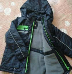 Куртка Новая!Зимняя 110
