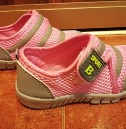 Sneakers for a girl