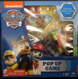 Paw Patrol Game