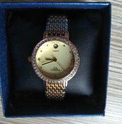 Ρολόγια γυναικών Tissot.