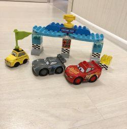 Lego Hollow Lightning McQueen
