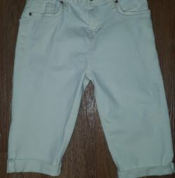 White denim shorts 26 p.