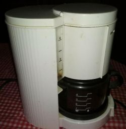 Electric coffee maker