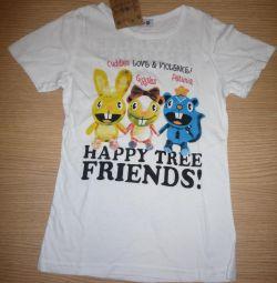 T-shirt Happy Tree Friends