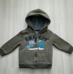 Jachetă cu blană Topolino p.92