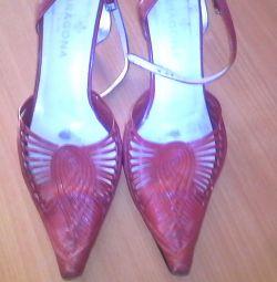Sandalet, 36 r-pr-in İtalya