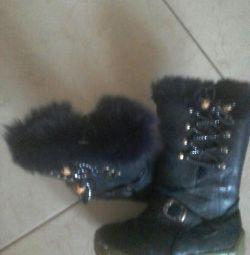 Μπότες χειμώνα 27 μέγεθος