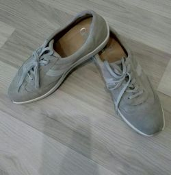 Sneakers nat.kozha, 37.