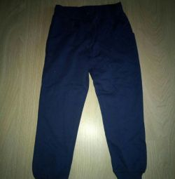 Sport pants p110-116 and 116-122 new