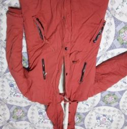 I will sell a jacket winter of park