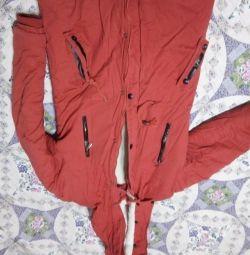 Voi vinde o iarnă de jachetă a parcului