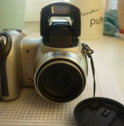 Konica Minolta Dimage Z5 Camera