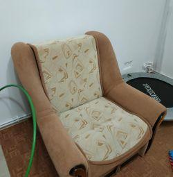 Sofa bed single