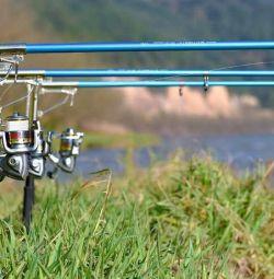 FisherGoMan 1.5m Self-Saving Rod