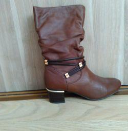 Autumn boots)