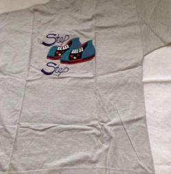 Νέα μπλουζάκια για άνδρες.