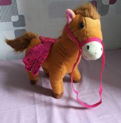 Soft toy Pegasus