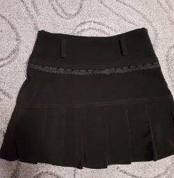 Σχολική φούστα που χρησιμοποιείται.