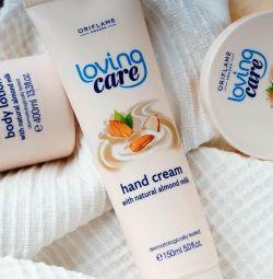Loving Care Hand Cream