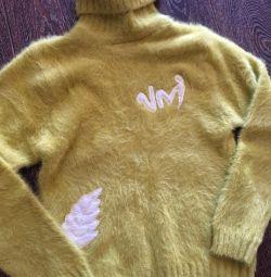 Angora pulover