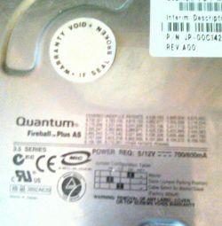 Hard drive to PC 3pcs