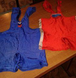 Güreş Kostümleri
