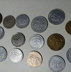 Çekoslovakya paraları