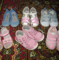 Dimensiuni pachet pantofi 24-25