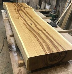 Solid wood furniture (slab)