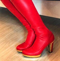 İtalyan çizme 39