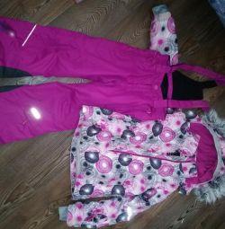 Costum de schi Icepeak înălțime 135-140