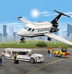 Κατασκευαστής LEPIN 02044 - Υπηρεσία Αεροδρομίου